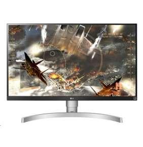 """LG monitor 27UL650-W / 27"""" / IPS / 3840x2160 / 16:9 / 450cd/m2 / 5ms / DP / 2x HDMI / pivot"""