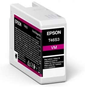Epson Singlepack Magenta T46S3 UltraChrome Pro Zink