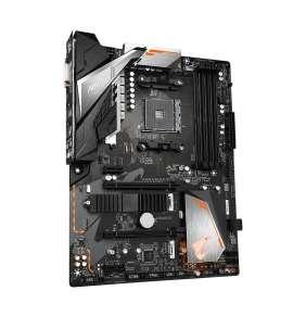 GIGABYTE MB Sc AM4 B450 AORUS ELITE V2, AMD B450, 4xDDR4, 1xDVI, 1xHDMI