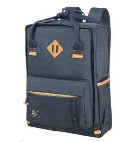 "Samsonite American Tourister URBAN GROOVE LIFESTYLE Backpack 5 17.3"" Denim"