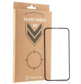 Tactical Glass Shield 5D sklo pro iPhone 11 Pro/ XS/ X Black