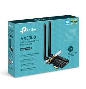 TP-Link Archer TX50E [PCIe Adaptér AX3000 Wi-Fi 6 Bluetooth 5.0]