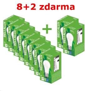 Bellalux ECO CL A 13W FR 100 840 non-dimE27 1521lm 4000K (Karton 8 ks + 2 ks zdarma)