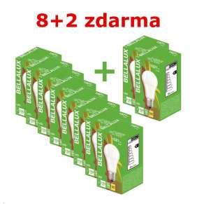 Bellalux ECO CL A 13W FR 100 827 non-dimE27 1521lm 2700K (Karton 8 ks + 2 ks zdarma)