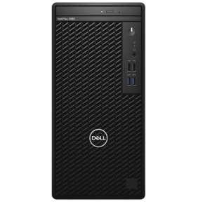 DELL PC OptiPlex 3080 MT/Core i3-10100/8GB/256GB SSD/Intel UHD 630/TPM/DVD RW/Kb/Mouse/260W/W10Pro/3Y Basic Onsite