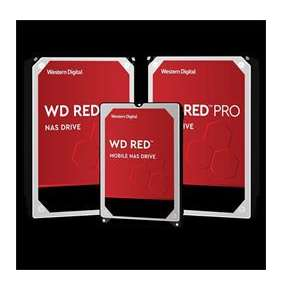 WD RED Pro NAS WD161KFGX 16TB SATAIII/600 512MB cache, 255 MB/s