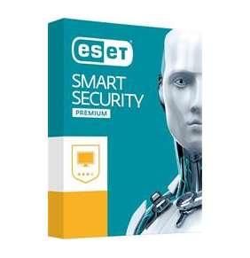 BOX ESET Smart Security Premium pre 4PC / 1 rok
