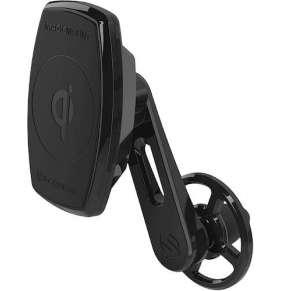 Scosche MagicMount Charge Vent Freeflow Qi držiak s bezdrôtovým nabíjaním do mriežky ventilácie 10W