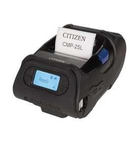 Tiskárna Citizen CMP-25 PRINT LABEL BT USB SER/ZPL IN