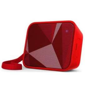 Philips BT110 PixelPop - red