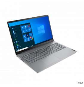 "Lenovo ThinkBook 15 G2 ARE/ RYZEN 7 4700U/ 16GB DDR4/ 512GB SSD/ RX Vega 7/ 15,6"" FHD IPS/ W10H/ Šedý"