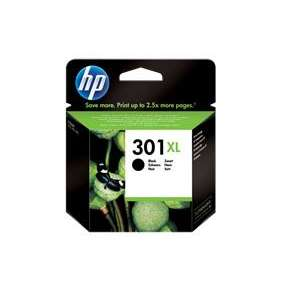 HP CH563EE Ink Cart No.301XL pro DJ2050,3050,D1000,D2000,D3000, Black