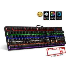 CONNECT IT NEO+ mechanická herní klávesnice, RGB podsvícení (CZ+SK verze)