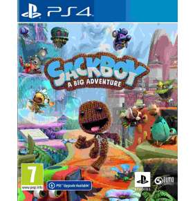SONY PS4 hra Sackboy A Big Adventure! (PS4)/EAS