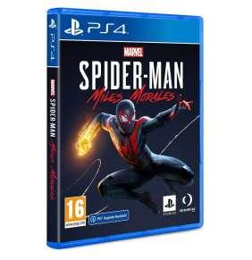 SONY PS4 hra Marvel's Spider-Man: Miles Morales