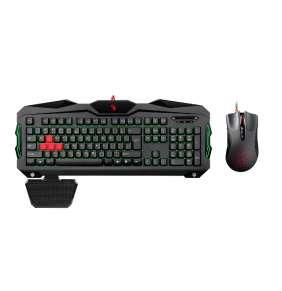 A4tech Bloody B2100 herní set klávesnice s myši, USB, CZ POŠKOZEN OBAL