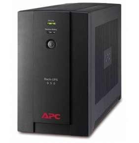 APC Back-UPS BXU 950 VA, 230 V, AVR, Schuko-Ausgänge