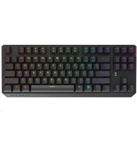 SPC Gear klávesnice GK630K Tournament / mechanická / Kailh Blue / RGB podsvícení / kompaktní / US layout / USB