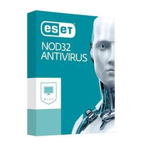 BOX ESET NOD32 Antivirus pre 2PC / 1rok