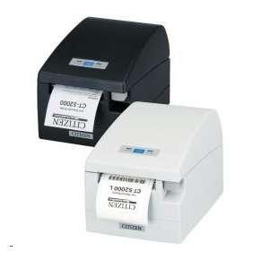 Citizen CT-S2000/L, USB, RS-232, 8 dots/mm (203 dpi), black