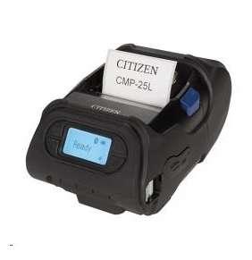 Citizen CMP-25L, USB, RS-232, Wi-Fi, 8 dots/mm (203 dpi), display, ZPL, CPCL