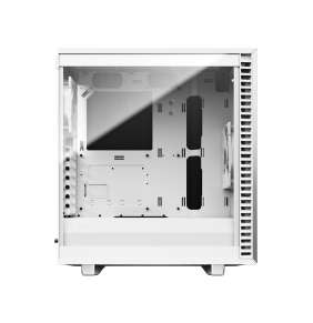Fractal Design Define 7 Compact White TG Clear