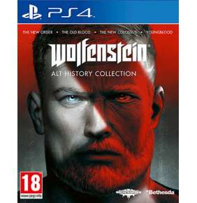 PS4 - Wolfenstein Alt History Collection