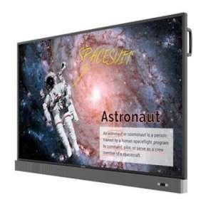 """BenQ LCD RM6502K 65"""" 3840x2160/1200:1/8ms/350nits/20-point touch/HDMI2.0x3/VGA/USBx5/RJ45/2x repro/VESA"""