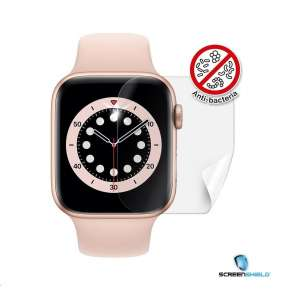Screenshield fólie na displej Anti-Bacteria pro APPLE Watch Series 6 (40 mm)