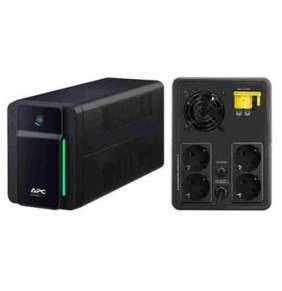 APC Back-UPS 1600VA, 230V, AVR, Schuko Sockets
