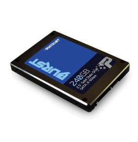 "Patriot SSD 240GB Burst SATA III 2.5"" 3D TLC 7mm (č/z: 560/540MB/s; 80/60K IOPS)"