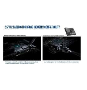 """SSD 280GB Intel Optane 900P 2,5"""" PCIe x4 3D U.2"""