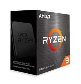 AMD Ryzen 9 5900X (3,7GHz / 64MB / 105W / no VGA / SocAM4) Box, bez chladica