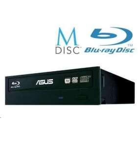 ASUS BLU-RAY BW-16D1HT/BLK/G/ černá/ SATA/ bulk