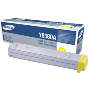 HP/Samsung toner Yellow CLX-Y8380A/ELS 15 000K