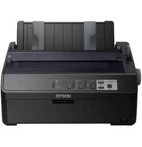 EPSON FX-890IIN - A4/ 2x9pins/ 612zn/ 1+6kopií/ LPT/ LAN/ USB/ 3 roky záruka po registraci