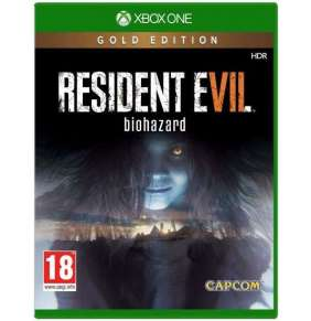 XOne - Resident Evil 7: Biohazard Gold Edition