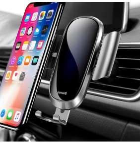 Držák na mobil Baseus Future Phone holder - stříbrný