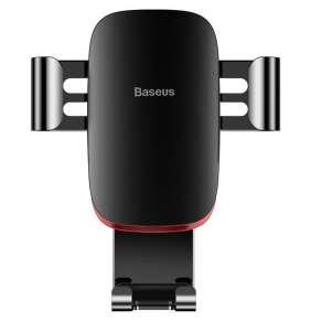 Držák na mobil Baseus Metal Age Gravity Phone holder - černý