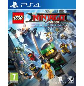 PS4 - LEGO Ninjago Movie Videogame