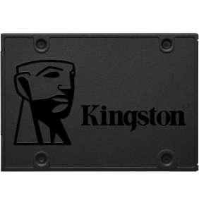Kingston SSD 960GB A400 SATA3 2.5 SSD (7mm height) (R 500MB/s  W 320MB/s)