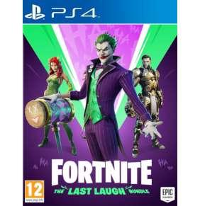 PS4 - Fortnite: The Last Laugh bundle