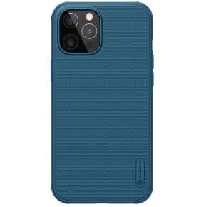Nillkin Frosted Kryt iPhone 12 Max 6.7 Blue