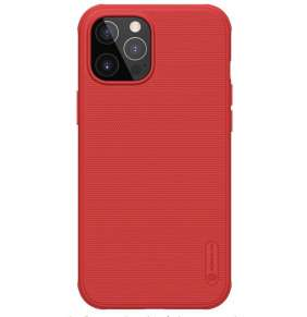 Nillkin Frosted Kryt iPhone 12 Max 6.7 Red