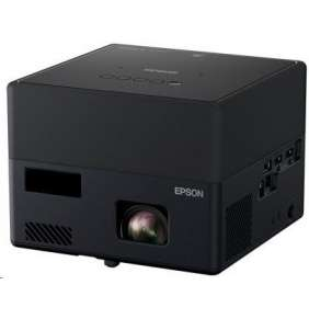EPSON projektor EF-12 Android TV Edition, laser, Full HD, 2.500.000:1, HDMI, USB, miracast, REPRO YAMAHA