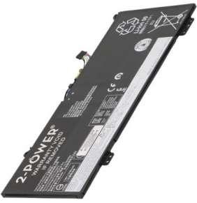 2-POWER Baterie 7,68V 5730mAh pro Lenovo 530S-14ARR, 530S-14IKB, Flex 6-14ARR, Yoga 530-14IKB
