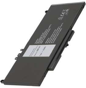 2-POWER Baterie 7,6V 8150mAh pro Dell Latitude E5270, E5470, E5570