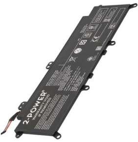 2-POWER Baterie 11,4V 4080mAh pro Toshiba Portege X30-D