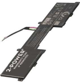 2-POWER Baterie 7,4V 2745mAh pro Dell Latitude 13 2-in-1 (7350)
