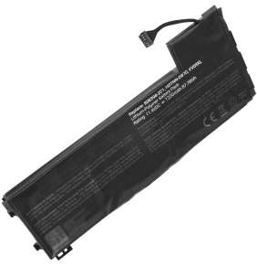 2-POWER Baterie 11,4V 7200mAh pro HP Zbook 15 G3, Zbook 15 G4